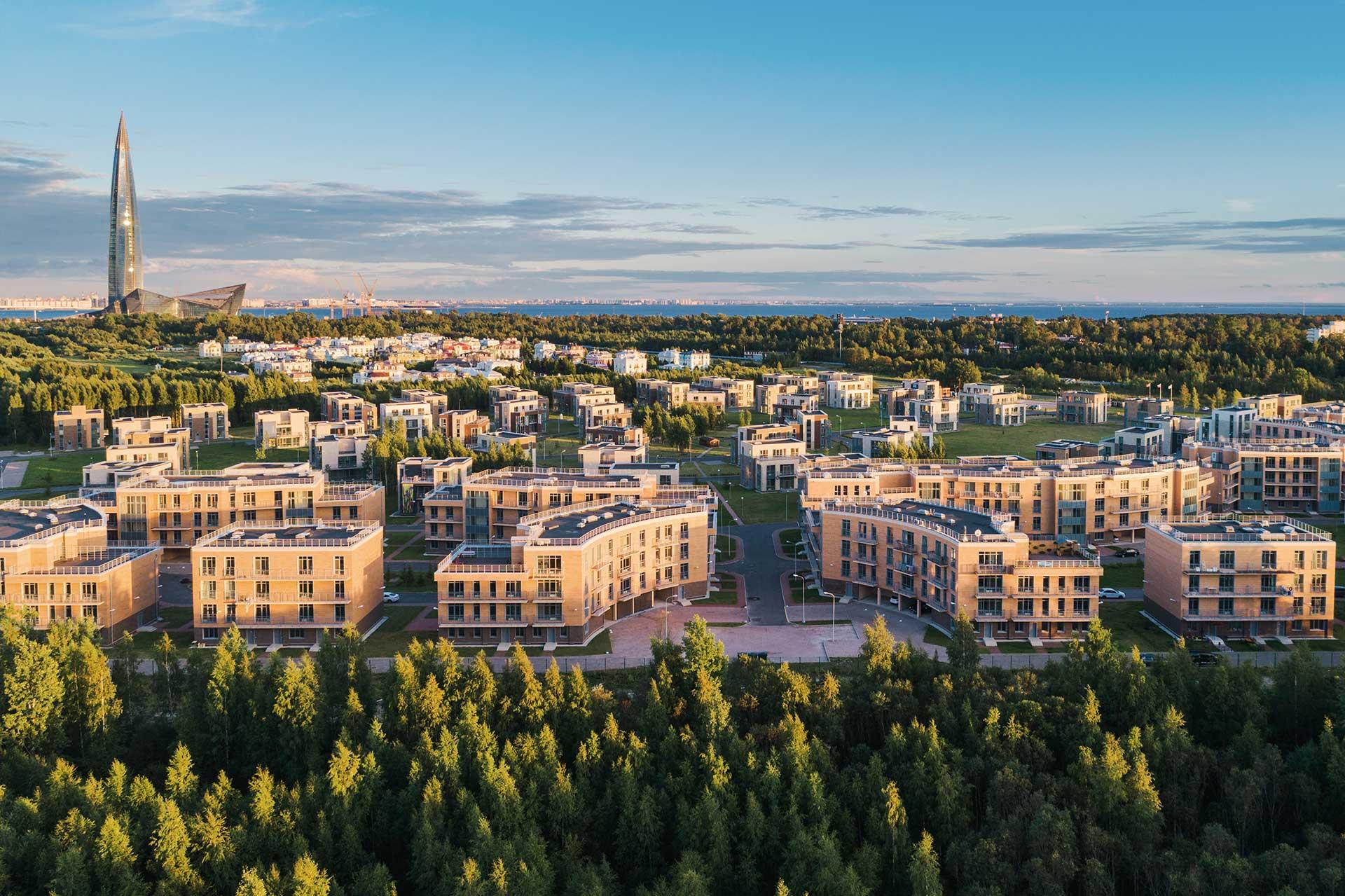 ЖК «Лахта Парк»