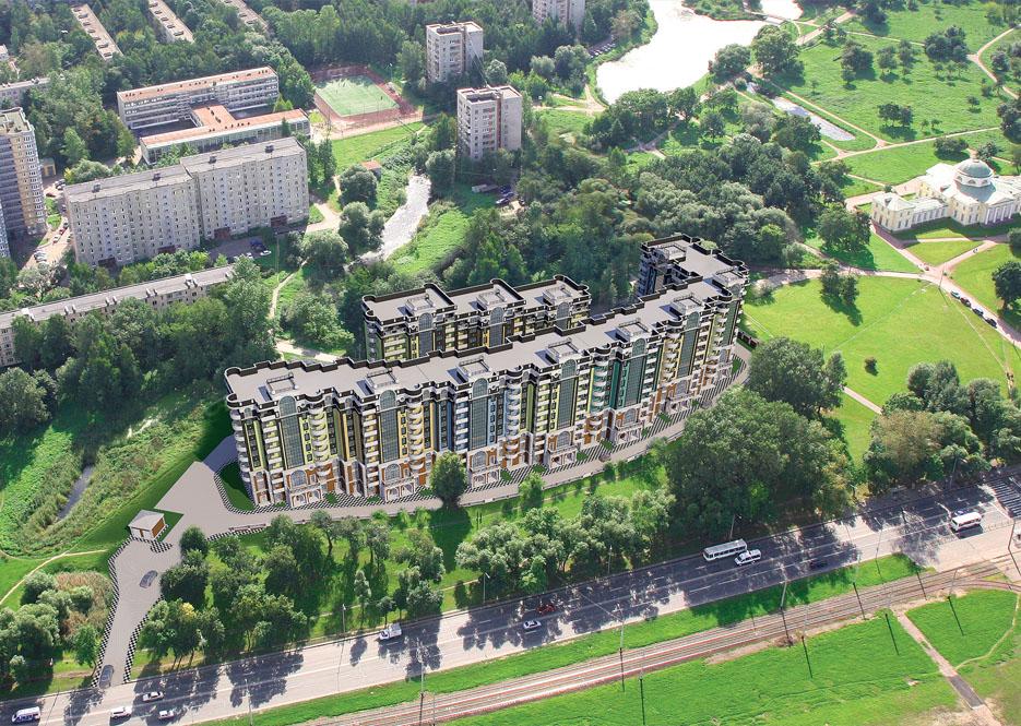ЖК «Шереметевский дворец»
